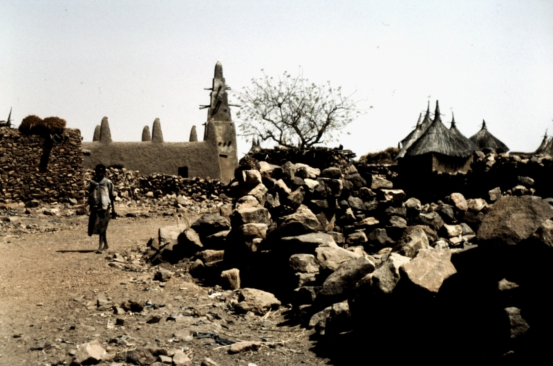 mosquee-village-dogon