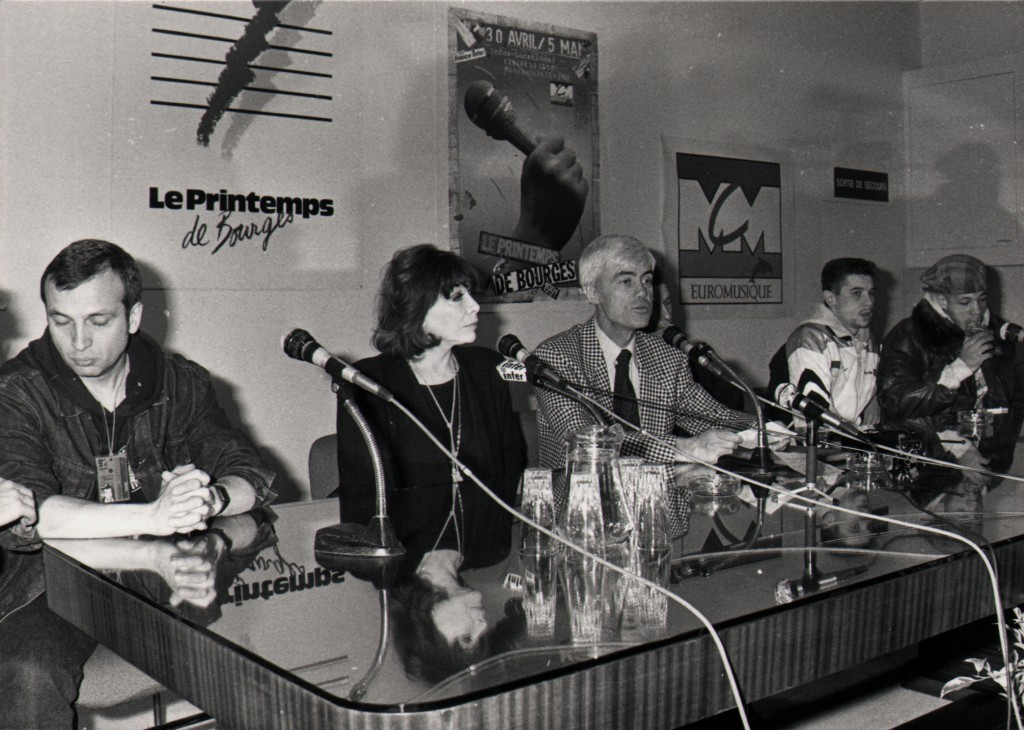 Conférence de Presse insolite Juliette Greco-NTM ! (Droits réservés)
