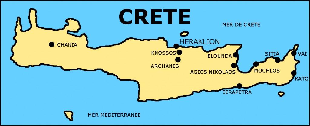 CARTE CRETE