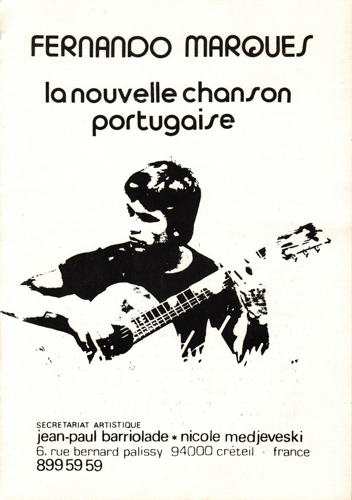 Fernando Marques-la-nouvelle-chanson-portugaise(LIBERATION-19-09-1975