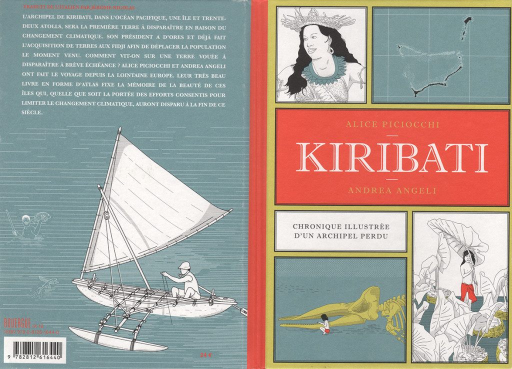 KIRIBATI, ALICE PICIOCCHI ET ANDREA ANGELI (EDITIONS DU ROUERGUE)