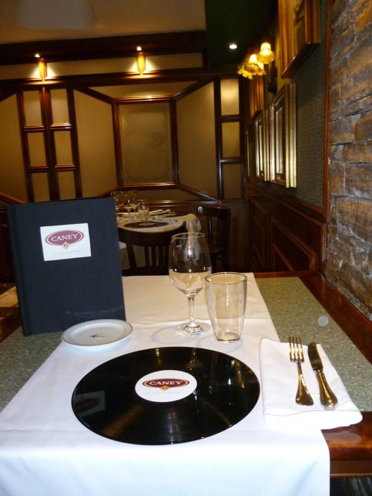 Le restaurant Caney de l'hôtel Araguaney.