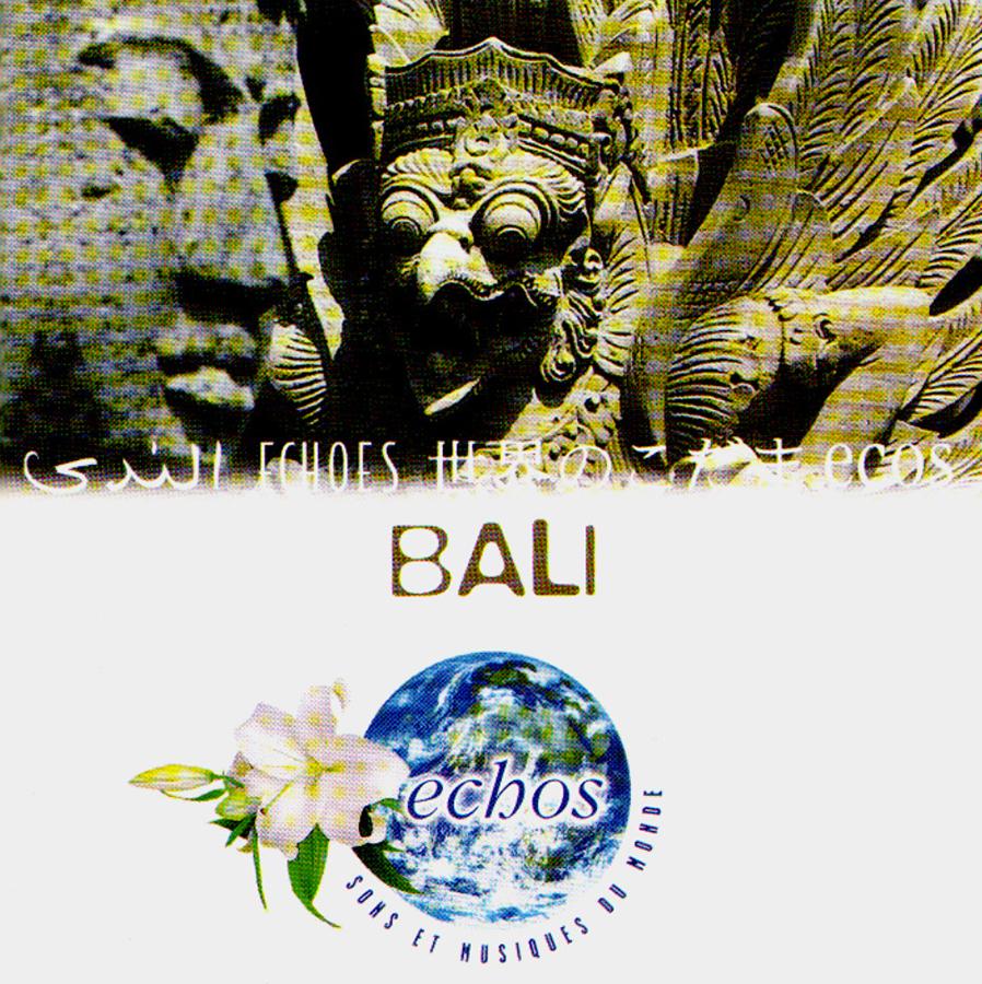 Echos de Bali