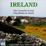 Irlande Cinq Siècles de Chants